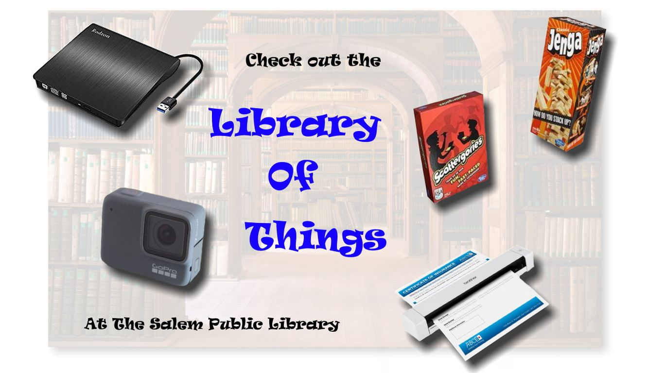 Library of Things!