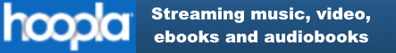 Hoopla - Streaming music, video, ebooks and audiobooks