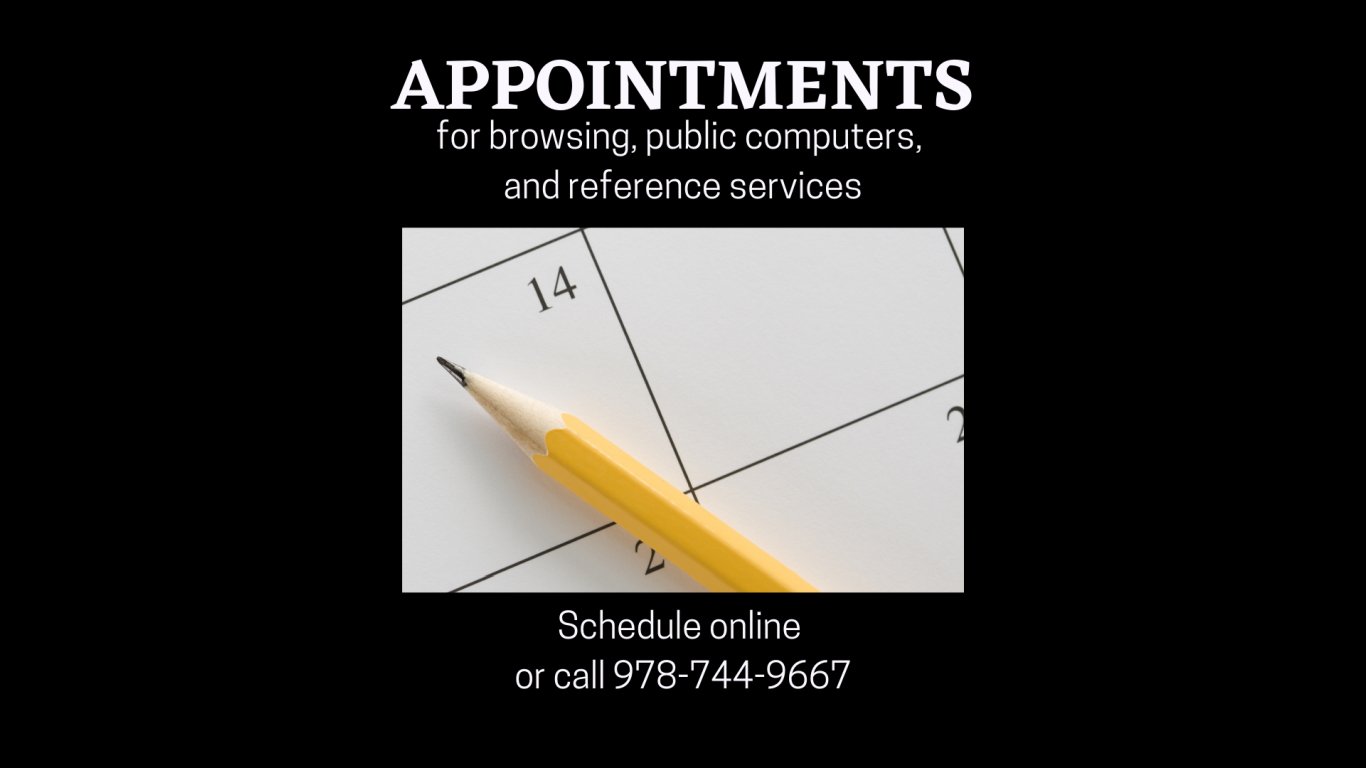 In-Building Appointments